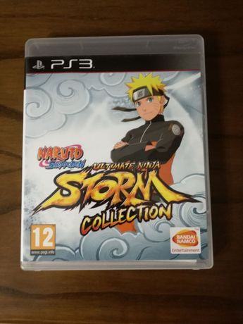 Naruto Shippuden Ultimate Ninja Storm Collection PS3
