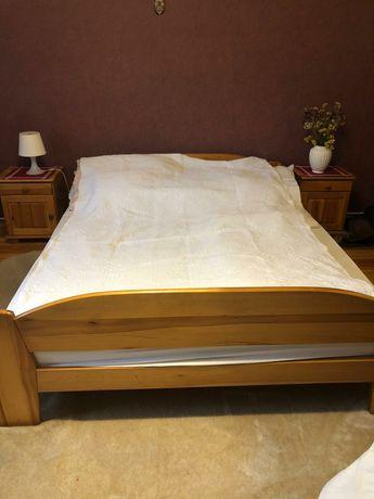 Łóżko 160x200 + szafki nocne