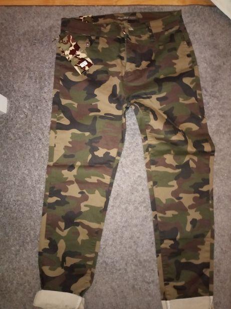 Nowe spodnie Moro rozmiar 38 M