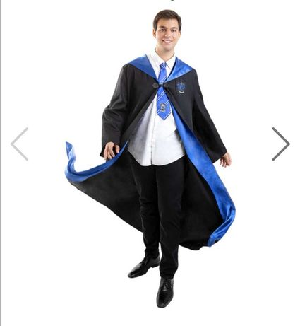 Nowy strój Harry Potter Ravenclow kostium
