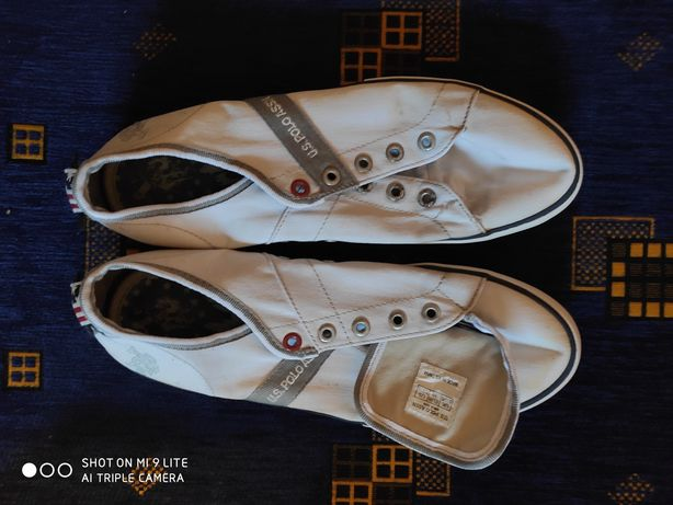 Trampki sneakersy US polo r 39