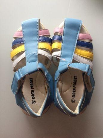 Sandały rozmiar 29 dla dziecka wyprzedaż szafy