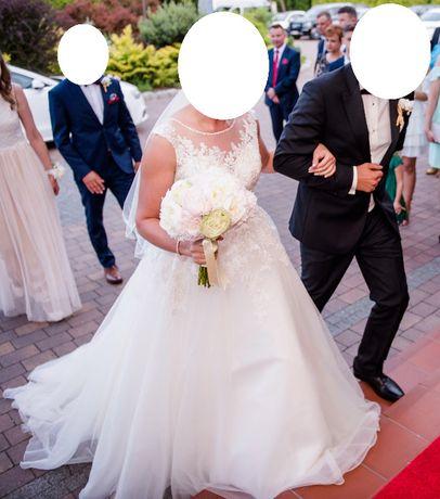 Sprzedam suknię ślubną Herms Bridal
