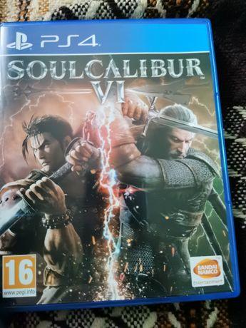 Soul Calibur VI stan idealny PS4