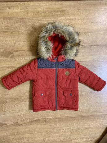 Курточка зимняя, р. 80