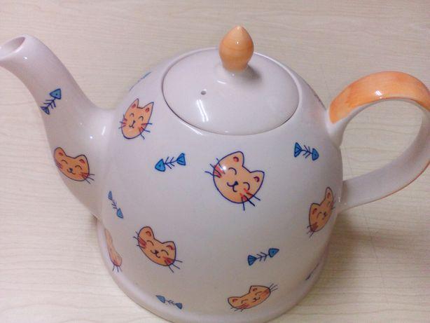 Bule de Chá.