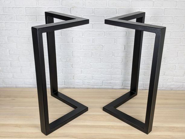 Ножки для стола. Опора для стола. Основа. Стол деревянный. Loft.