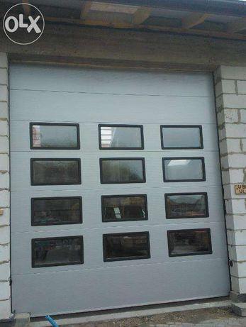 bramy garażowe segmentowe PRODUCENT
