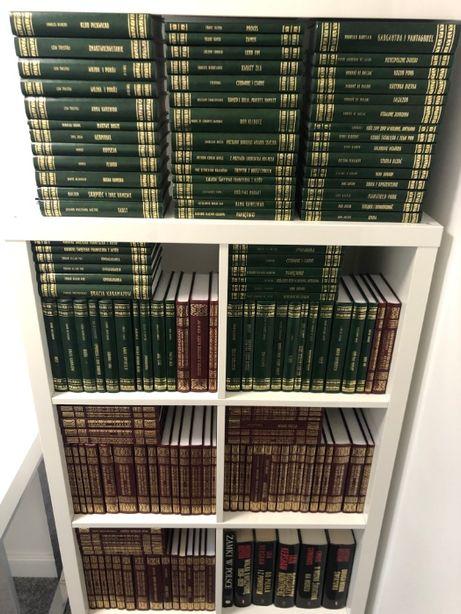 Kolekcja książek klasyki literatury Zielona Sowa 100 tytułów