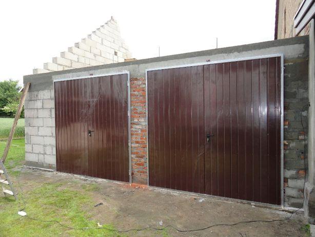 Brama dwuskrzydłowa 238x189 bramy uchylne na wymiar TRANSPORT gratis