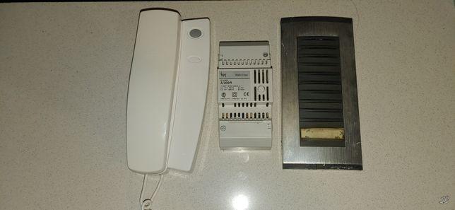 Intercomunicador áudio porteiro usado