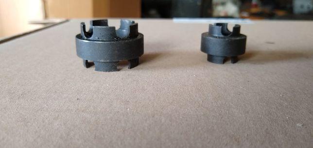 Wyposażenie warsztatu tokarki frezarki koronka frez dwustronny skladan