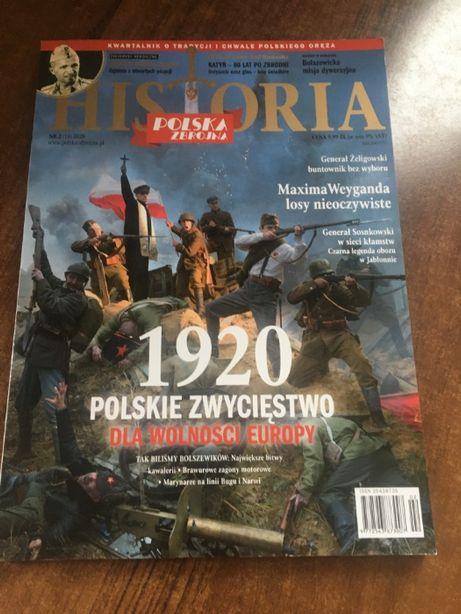 Polska Zbrojna- Historia