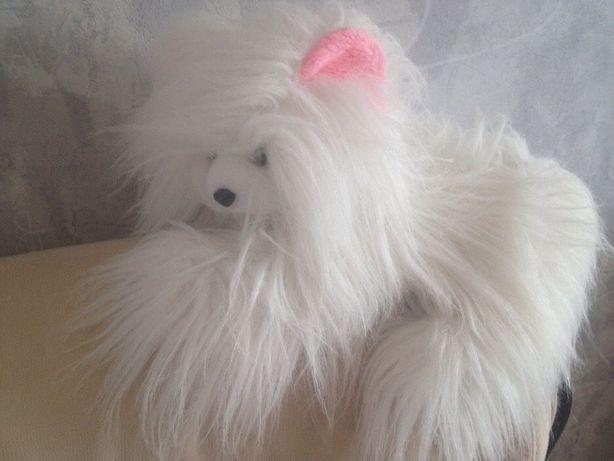 Мягкая игрушка собака 45 см