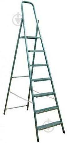 Лестница-стремянка Eurogold сварная 7-ми ступенчатая