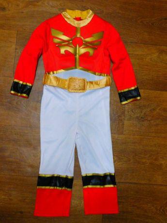 костюм Rangers 3-4 года Disney дисней карнавальный мальчику 104 размер