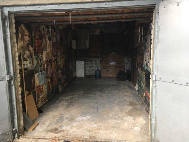 Garaż murowany, ubezpieczony, z prądem -  wynajem