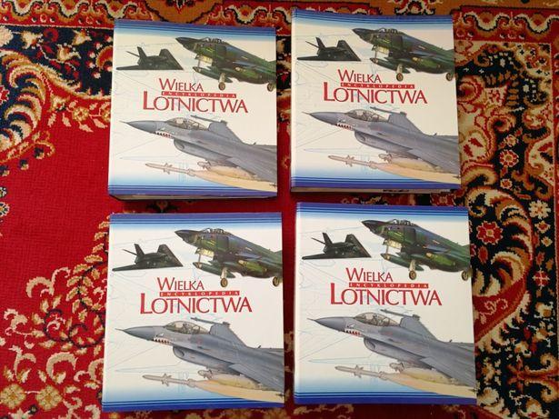 Wielka encyklopedia lotnictwa