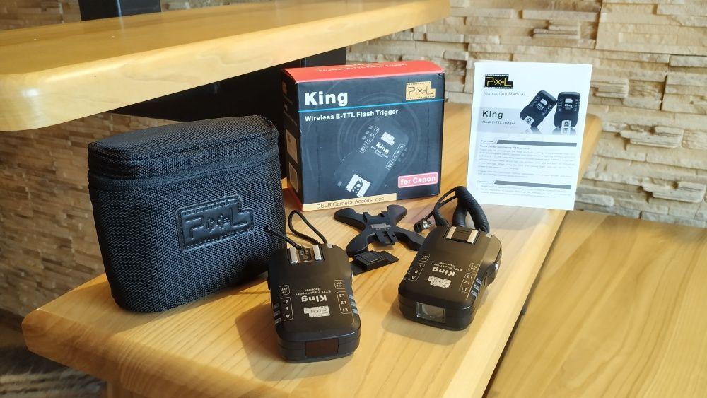 Радиосинхронизатор Pixel King для Canon Ужгород - изображение 1