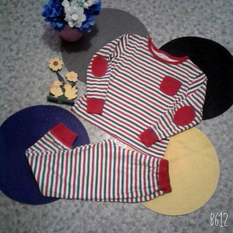 Детская пижама 8-9лет,100%cotton