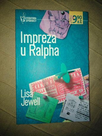 Impreza u Ralpha, Lisa Jewell