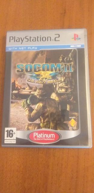 Gra na konsolę ps2  Socom ll