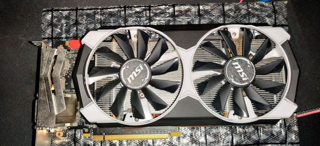 Placa Gráfica MSI GeForce GTX 960 2G OC GPU