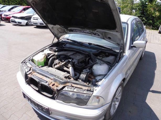 BMW 3 E46 Sedan 2.0 D 136 KM M47D20 S5D280Z Maska Zderzak Błotnik 354
