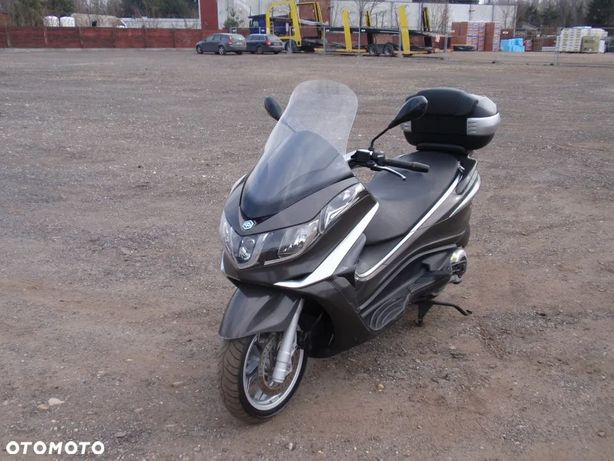 Piaggio X10 500cm 42Ps ABS ESP