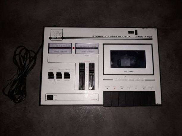 Sprzedam magnetofon Unitra Magmor MSD 1402 (diora, radmor, tonsil)