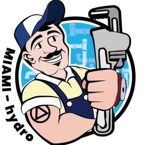 Przyłącza wody, wodne, gazu, wod kan, szamba, oczyszczalnie, hydraulik