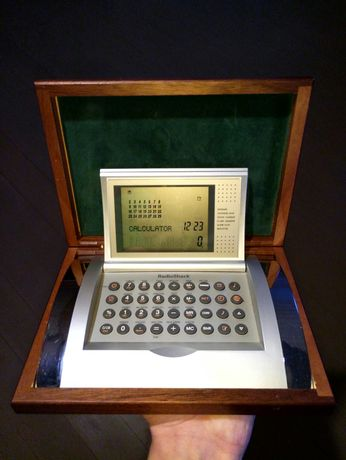 Калькулятор RadioShack