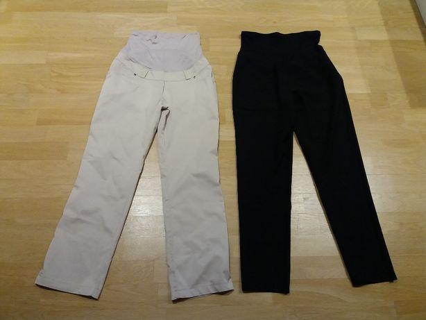 Spodnie ciążowe 2 pary za 40zł