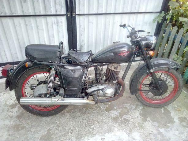 Мотоцикл Иж 56 с документами