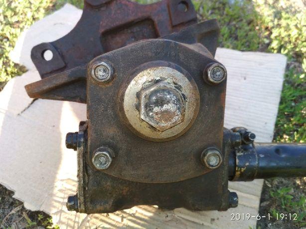 Рулевая колонка Газ 53 СССР рулевой редуктор