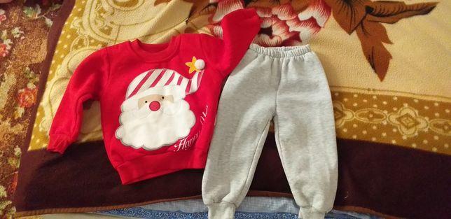 Дитячий новорічний костюмчик