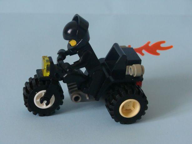 LEGO -motor-Biker Bob