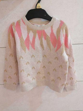 Sweterek H&M rozmiar 92 cm
