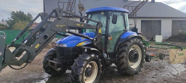 New Holland TD5040 z turem