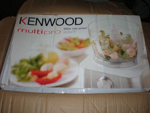 Robot cozinha Kenwood Multipro FP910 novo