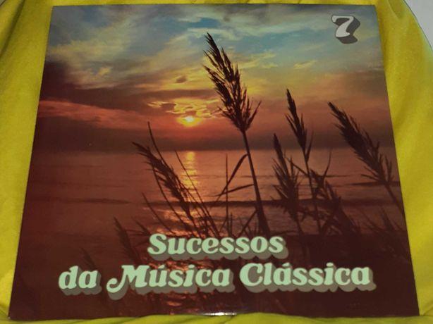 """Vinil """" Sucessos da Musica Classica  7"""""""