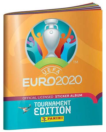 Caixa de CROMOS UEFA EURO 2020™ Tournament Edition
