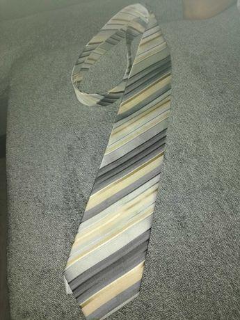 Piekny Krawat w paski