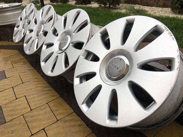Ковані диски Audi Original R16 5x112 Et42 7J. Vilkswagen/Skoda/Seat