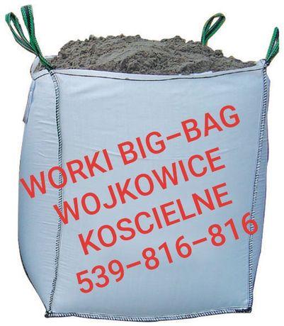 Worki bigbag worek bigbegy transportowy na gruz Big-bag Najtaniej