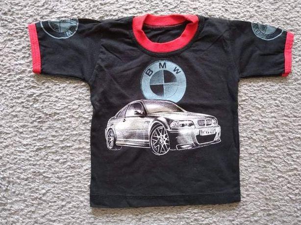 T-shirt, koszulka BMW rozm. 74
