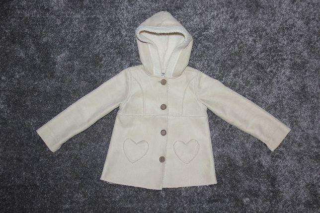 Дубленка, пальто OshKosh детская демисезонная