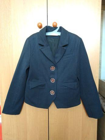 Пиджак школьный Suzie (вискоза, шерсть), форма школьная 122 см