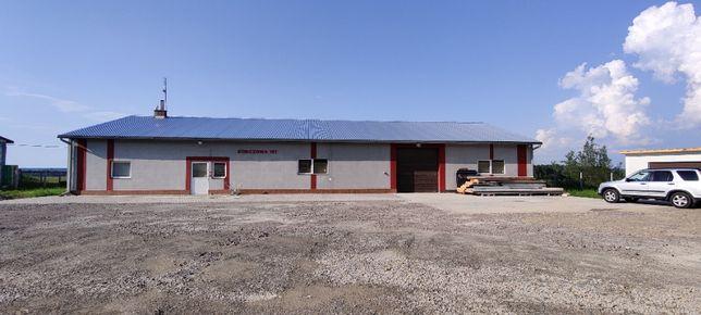 Do wynajęcia 2 magazyny przemysłowe w Korczowej po 450 m2