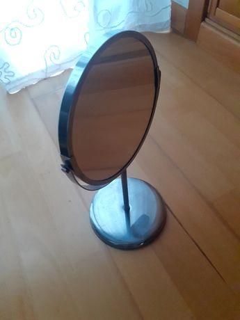 Espelho de mesa rotativo